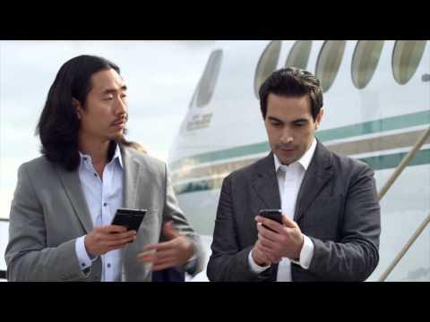 "BlackBerry Passport - Work Wide Stories - ""Travelers"""