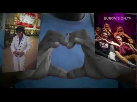 Ryan Dolan - Only Love Survives (Ireland) 2013 Eurovision Song Contest