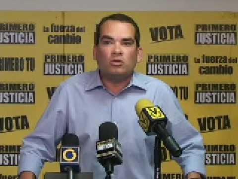 Tomás Guanipa: La expropiación no resuelve el desabastecimiento