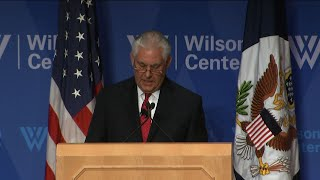 Tillerson: Commitment to Europe Allies Ironclad