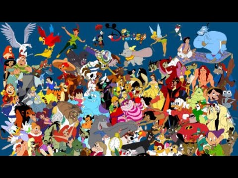 Every Walt Disney and Pixar Animation Studio Film (1937-2017)