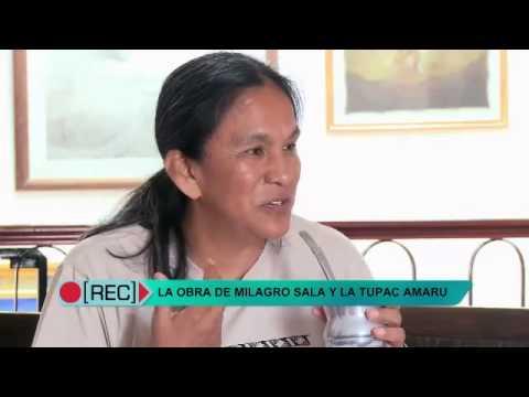 15 años de la Tupac Amaru - Entrevista a Milagro Sala