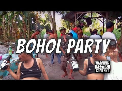BOHOL BUDOTS IN THE MIX - TUBA PARTY