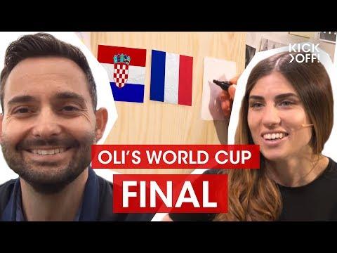 World Cup 2018 Predictions Show | Final: France vs. Croatia