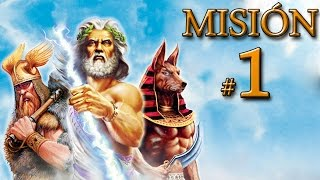 "Age of Mythology - Misión 1: ""Augurios"""