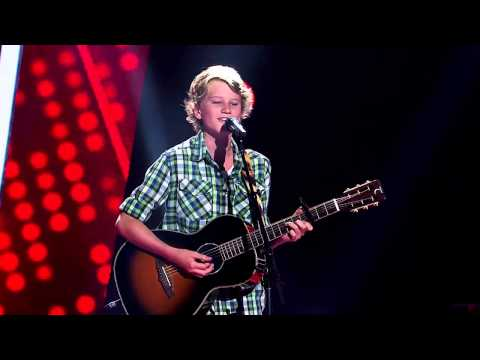 Fletcher's Surprise Encore Performance | The Voice Kids Australia 2014