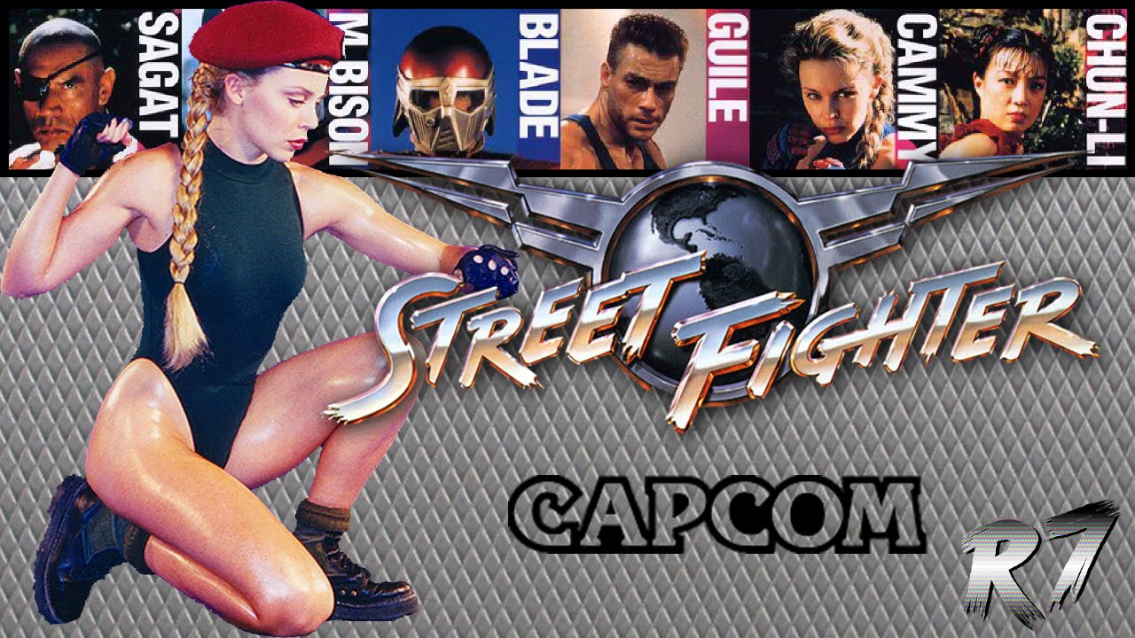 Street Fighter The Movie Arcade Longplay Hd 60fps Youtube