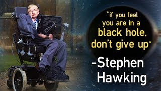 Stephen Hawking - His Wisdom, Wit, and Work