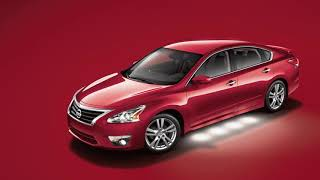 2018 Nissan Altima - NissanConnect® Services Powered by SiriusXM (if so equipped)