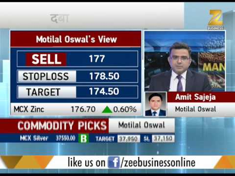 Mandi Live: Experts advice on buying silver, crude and natural gas stocks