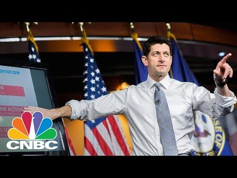 Congressional Budget Office Score On House Healthcare Bill Expected Today | CNBC