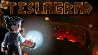 Teslagrad | Rain AS | Gameplay & Commentary