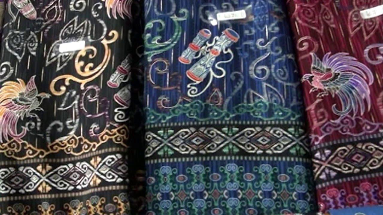 Aneka Motif Model Dan Warna Batik Papua