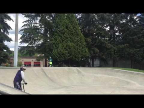 Redmond skate park