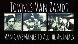 Townes Van Zandt - Man Gave Names To All The Animals