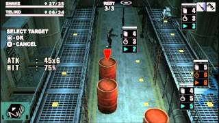 Metal Gear Ac!d Walkthrough - 22 - Stage 13: Power Plant (Revisited)
