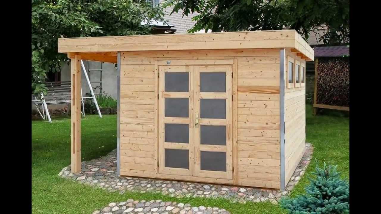 Casetta in legno da giardino rinforzata by casette italia - Casette in legno per giardino ...
