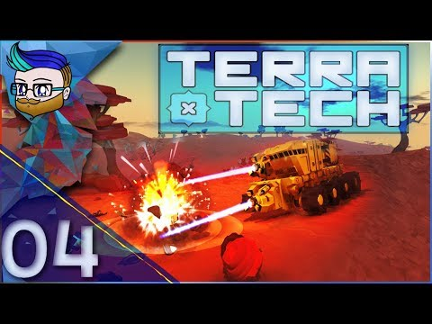 An Unfortunate Turn Of Events | Community Voted Game | TerraTech #4