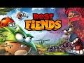Поделки - Best friends - жуки против слизней!