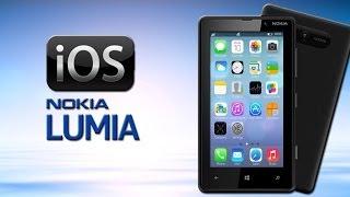 iOS no seu Nokia Lumia - iFun