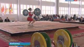 Ростовские тяжелоатлетики стали лучшими на Чемпионате ЮФО