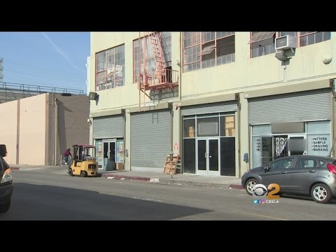 Downtown Los Angeles Artists' Lofts Cited For Dozens Of Fire Safety Code Violations