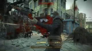 Хорошая концовка, Финал, убийство главарей, Квантовая броня X-01, DLC Nuka-World к Fallout 4 7