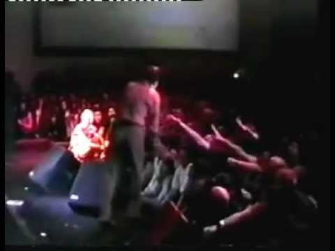 The Damned San Francisco 1998 Full Show