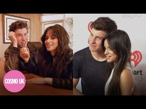 Shawn Mendes And Camila Cabello's Cutest Moments | Cosmopolitan UK
