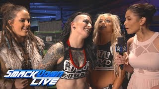 "Riott wants to bring Flair's ""perfect little life"" to the ground: SmackDown Exclusive, Feb. 27, 2018"