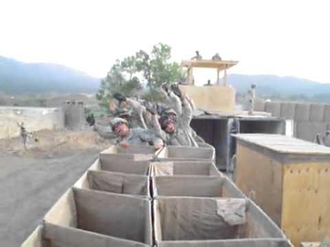 U.S Army Infantry Rollercoaster