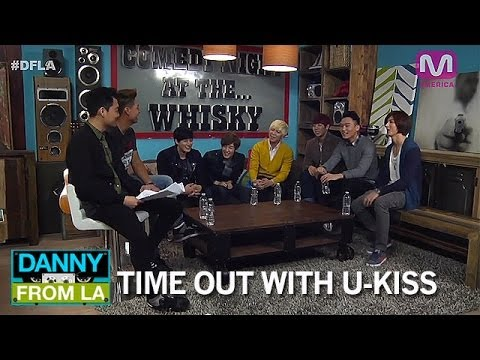 DFLA - Time Out with U-KISS