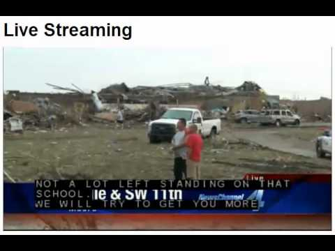 F5 Moore Oklahoma Tornado Devastation 5-20-2013