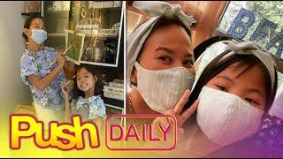 Andrea del Rosario, ibinahagi ang naging medical condition ng anak | PUSH Daily