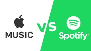 Apple Music VS Spotify - Der STREAMING-Wettkampf
