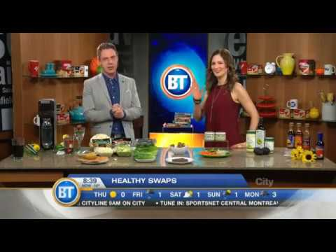 Breakfast Television Montreal March 2017
