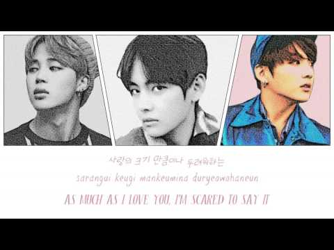 BTS (방탄소년단) – As I Told You (말하자면) (Cover) [Color Coded Han|Rom|Eng Lyrics]