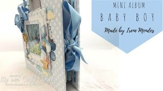 Mini Album - Baby Boy