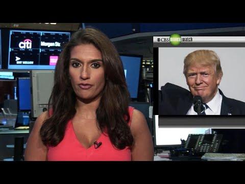 "Trump kicks off ""Made in America"" week and other MoneyWatch Headlines"