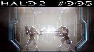 HALO 2 | #005 - Es riecht hier nach...FLOOD! | Let's Play Halo The Master Chief Collection (Deutsch)