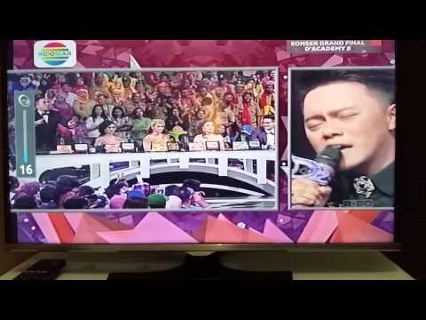 Cengkok Danang - Gembala Cinta (Grand Final)