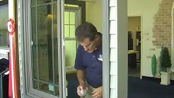 Lubricating Windows With Silicone Spray
