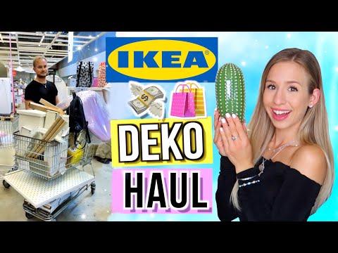IKEA HAUL 🆘Deko Haul - Eskalation Im Ikea 2019 🛍Cali Kessy