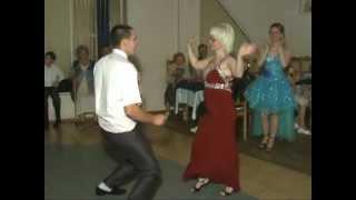 Танец Зятя и Тёщи...