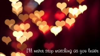 Repeat youtube video Never Stop by Safetysuit w/lyrics (Wedding Version)