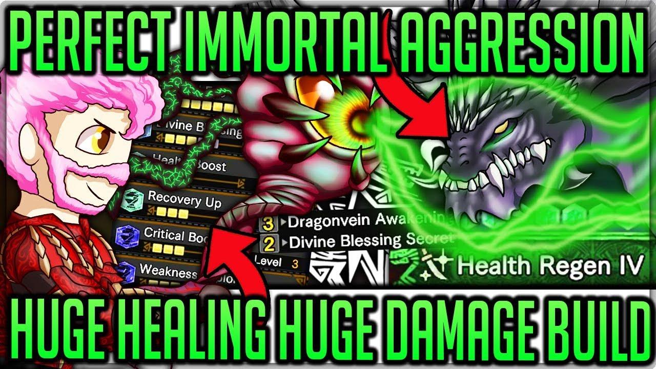 The Ultimate Safi'jiiva Highest Damage Immortal Build - Monster Hunter World Iceborne! #safi'jiiva thumbnail