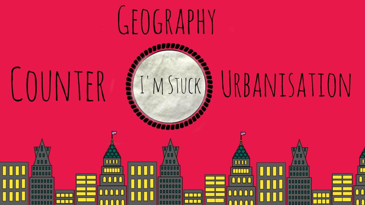 Counter Urbanisation GCSE essay?