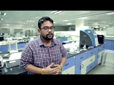 Molecular Biology Lab At Department Of Life Sciences