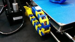 y axis cable chain on anet a8 3d printer prusa i3