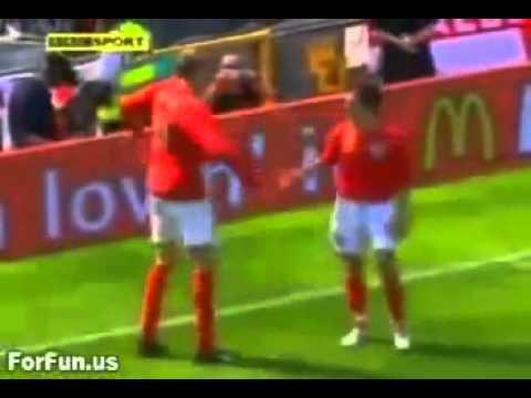 Футбольные курьезы